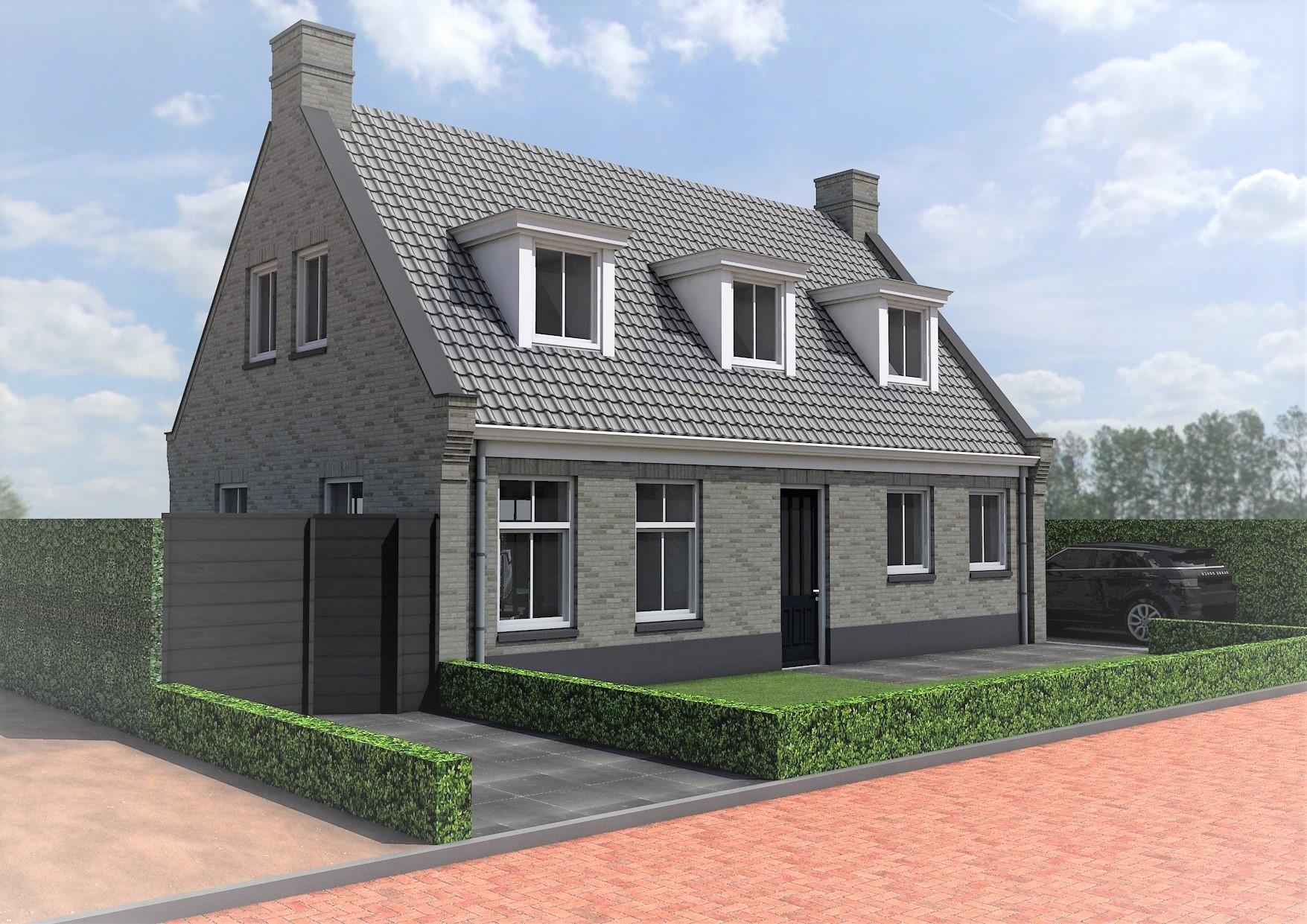 Landelijke villa inspiratie voor villabouw for Landelijke villa bouwen